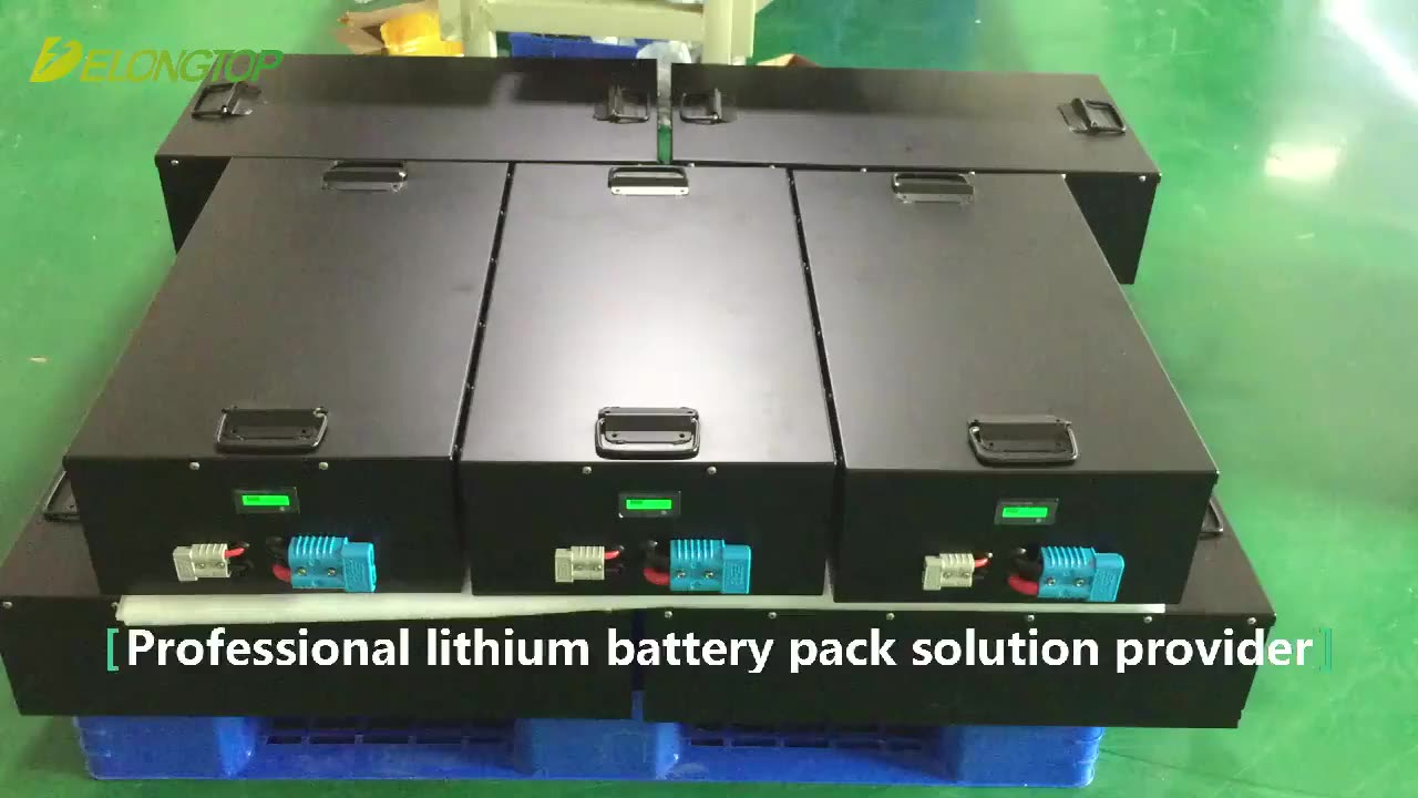 48V 100Ah LiFePo4 BATTERY pack