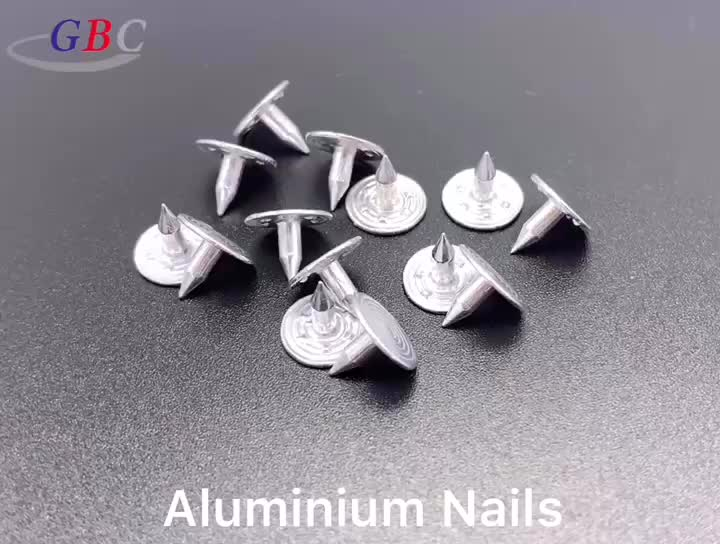 Aluminum Screw Nail for Jeans Buttons Accessories