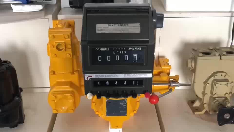 Cowell GPL contatore meccanico metro per misuratore di portata