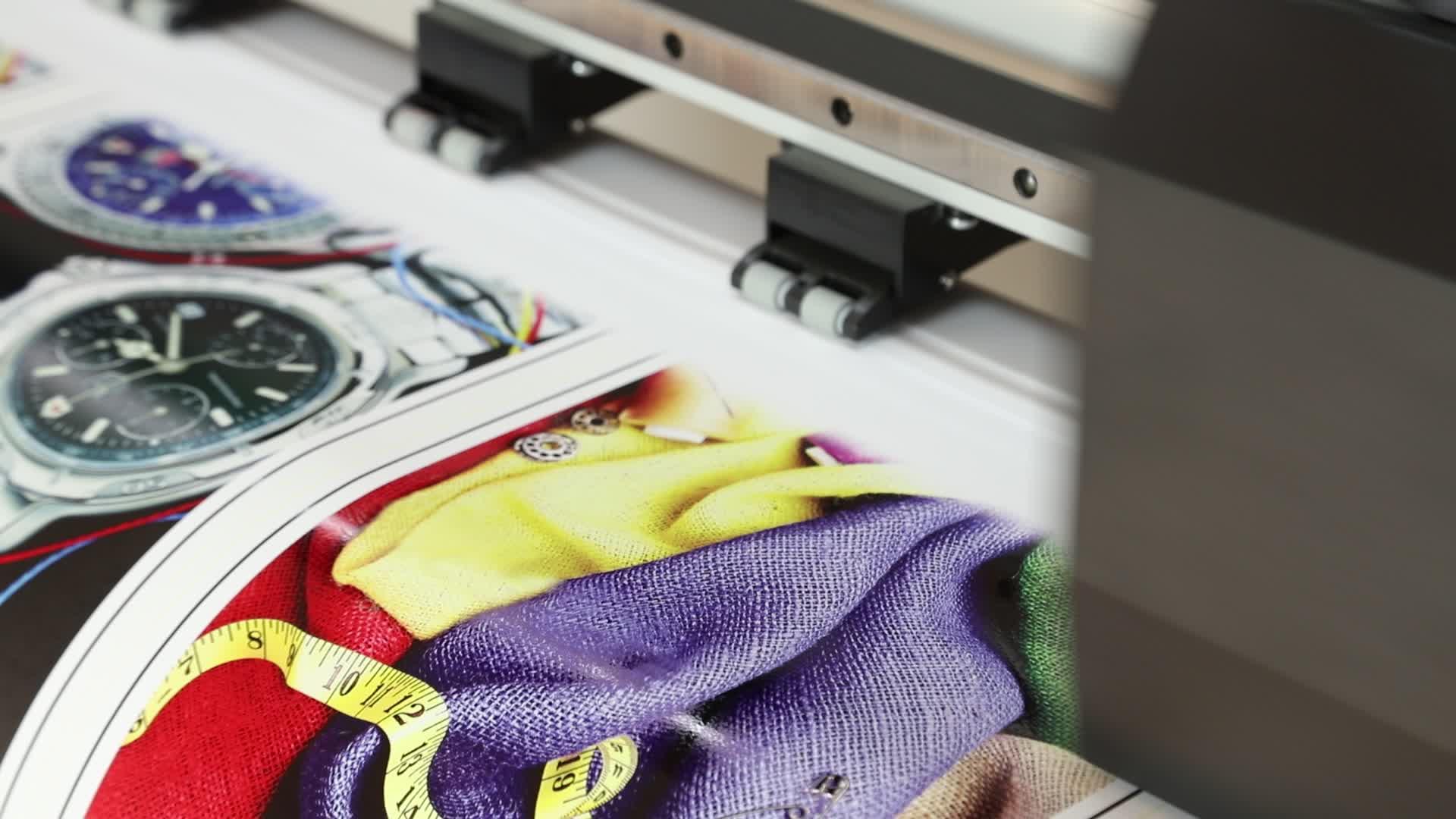 1.6m digital photo lab printing machine price with 1440dpi dx5 printhead