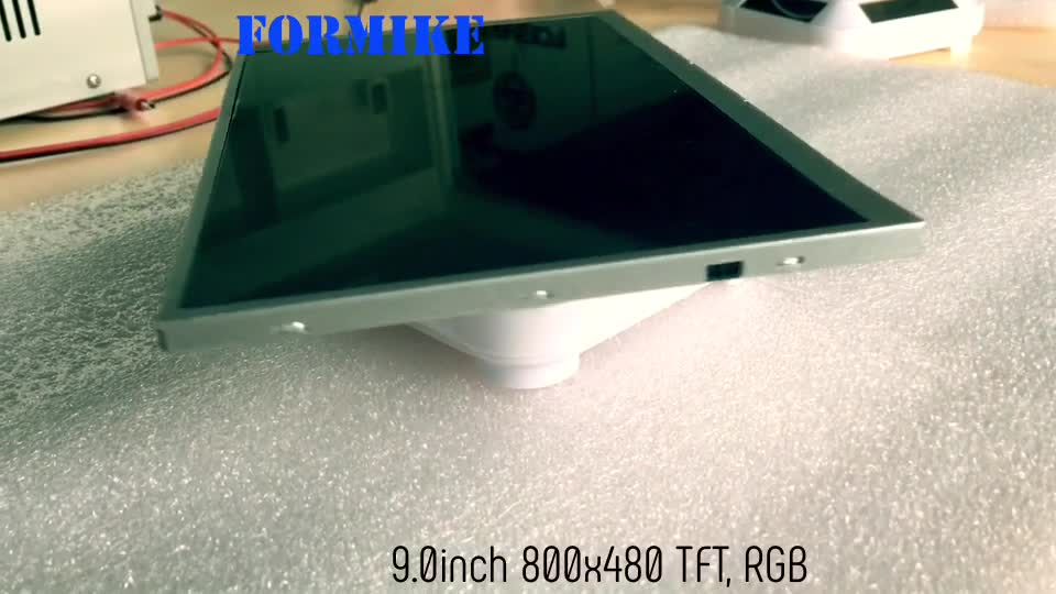 50 Pin TFT LCD Module 9 Inch LCD Display 800x480 For Netbook