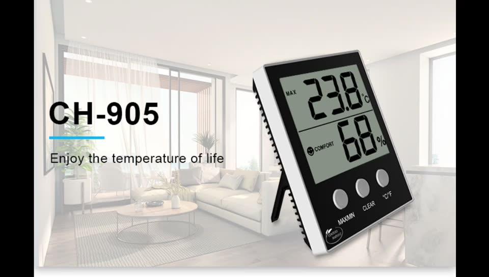 CH-905 измеритель влажности, измеритель влажности для дома, офиса, теплицы