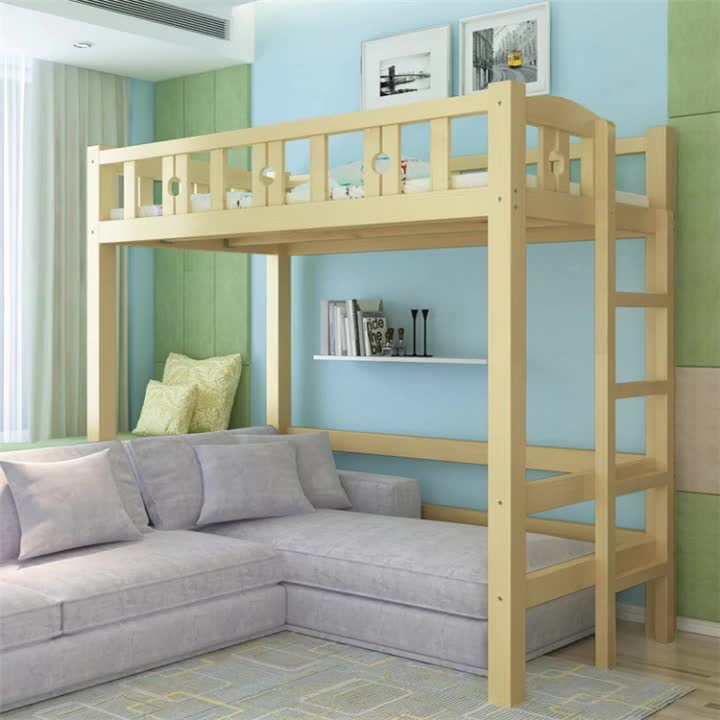 Bedroom Furniture Solid Wood Children Up And Down Colorful Bunk Bed Buy Colorful Bunk Bed For Kids Solid Wood Bunk Bed Product On Alibaba Com