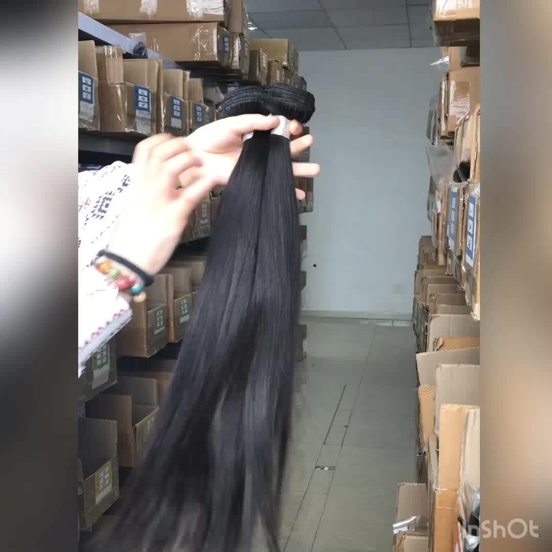 Hot Sale Brazilian Human Hair Bulk Styles From Youngest Girl Pussy