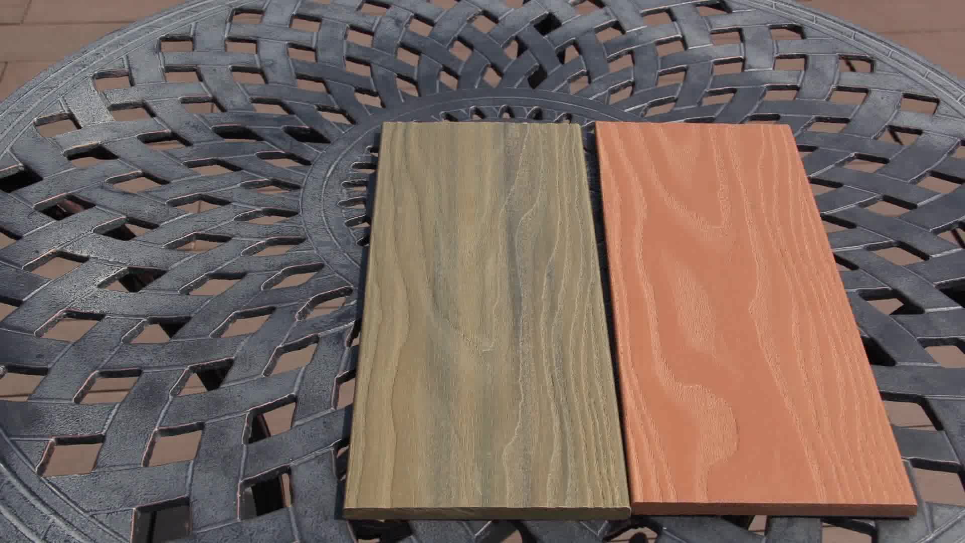 cheap exterior wall panel/ wpc composite wall siding
