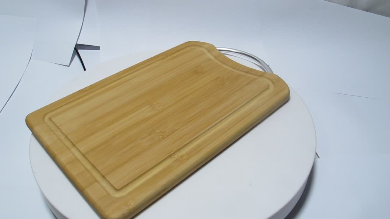 BambooCuttingBoardServing ChoppingBoard