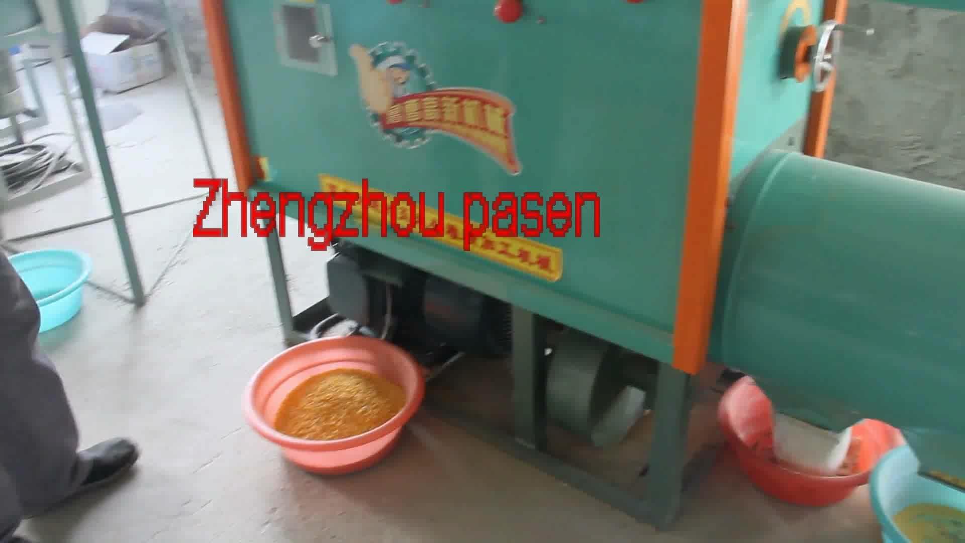 Maisgrieß Maschine/Mais Mahlen Hammermühle/Maismehl Fräsmaschine
