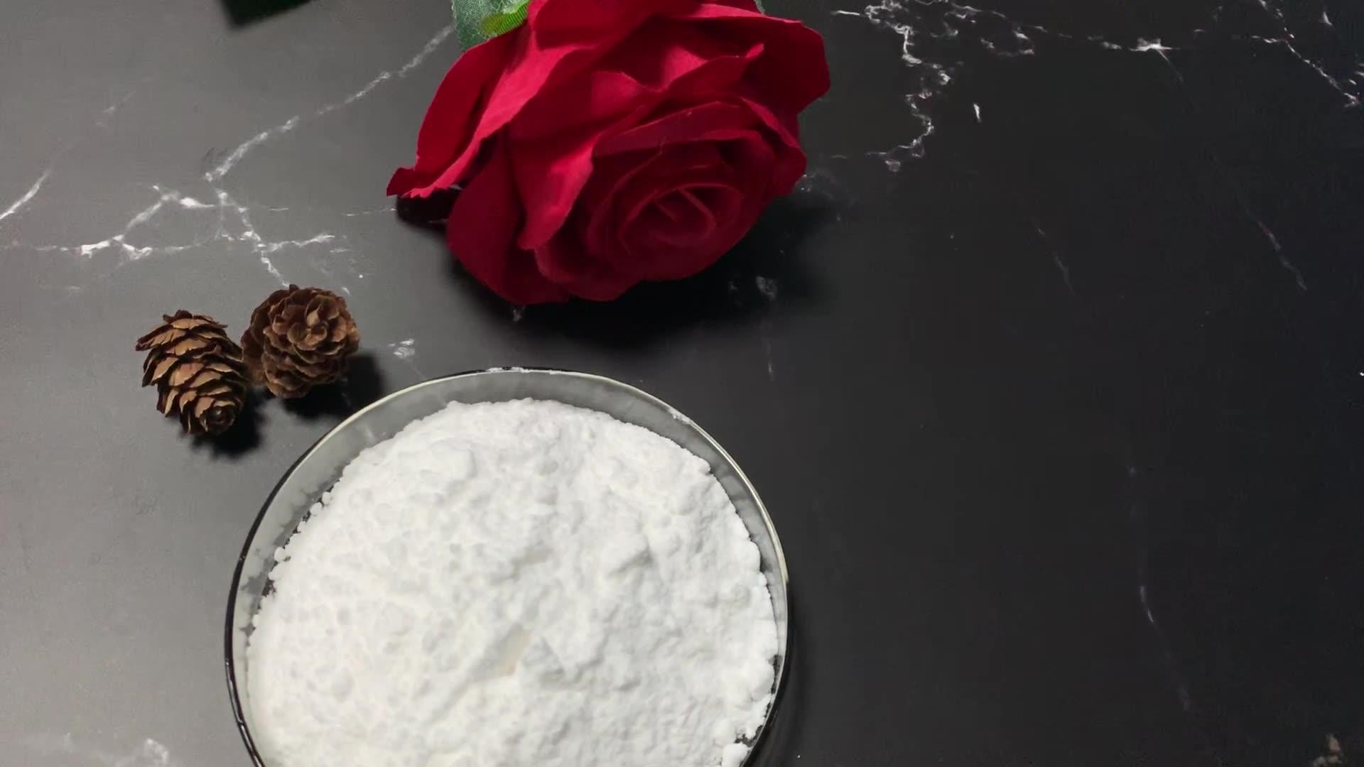 Stimulating hair and eyelash growth Cosmetic Peptide Myristoyl Tetrapeptide-12  CAS 959610-24-3