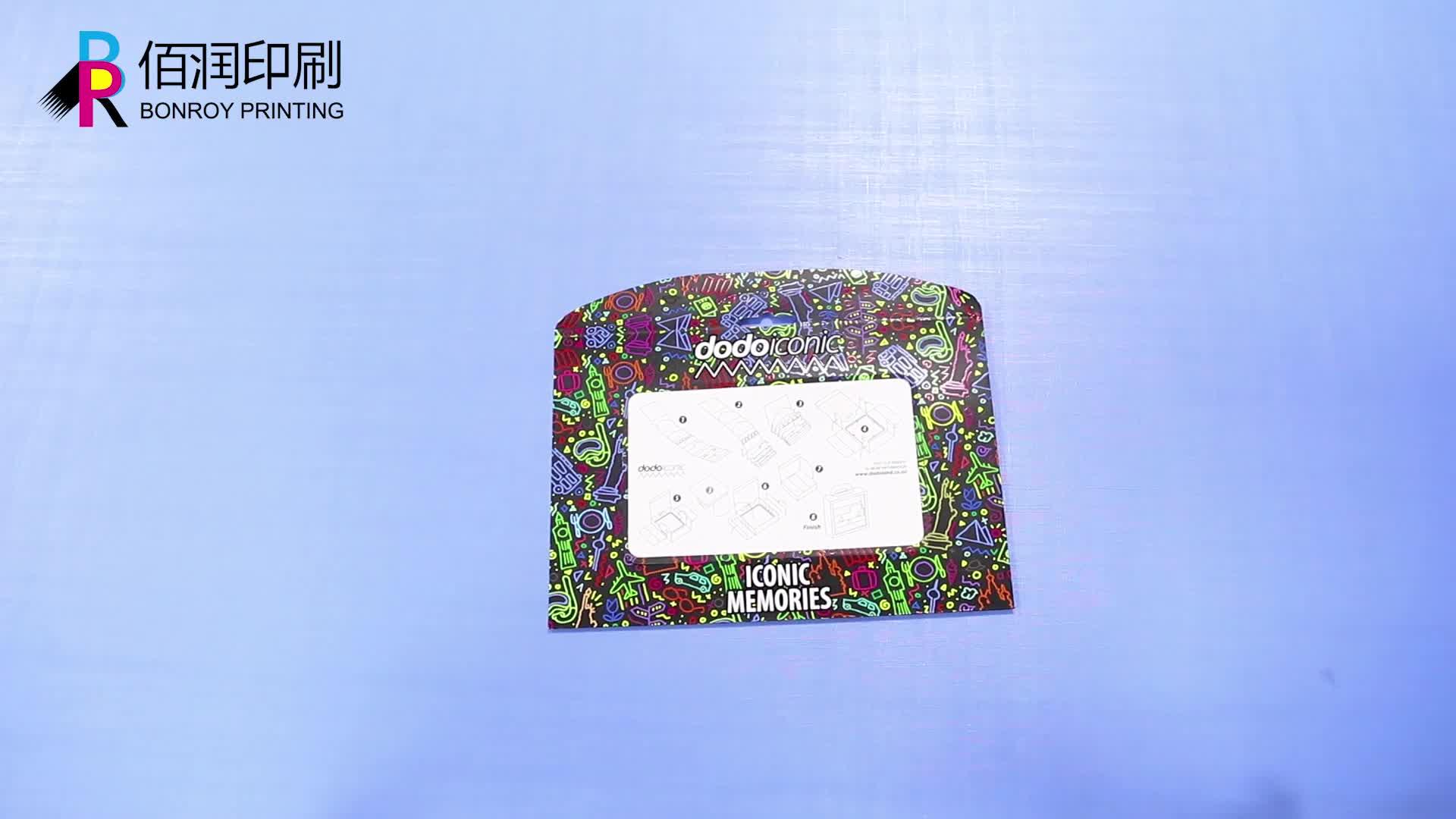 Китайский поставщик, Заказная печать, оптовая продажа, эко-фридированная крафт-бумага с покрытием А4 конверт