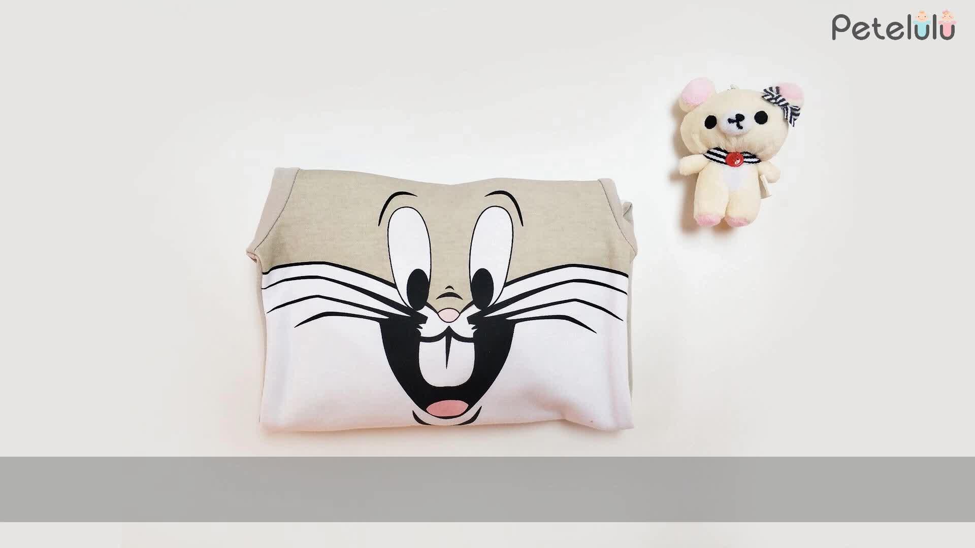 नई आगमन कस्टम पशु डिजाइन Jumpers नई नवजात बच्चे को कपड़े
