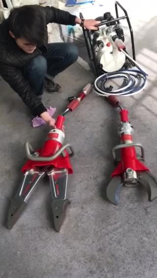 Best choose Hydraulic Rescue spreader tools For Firefighting