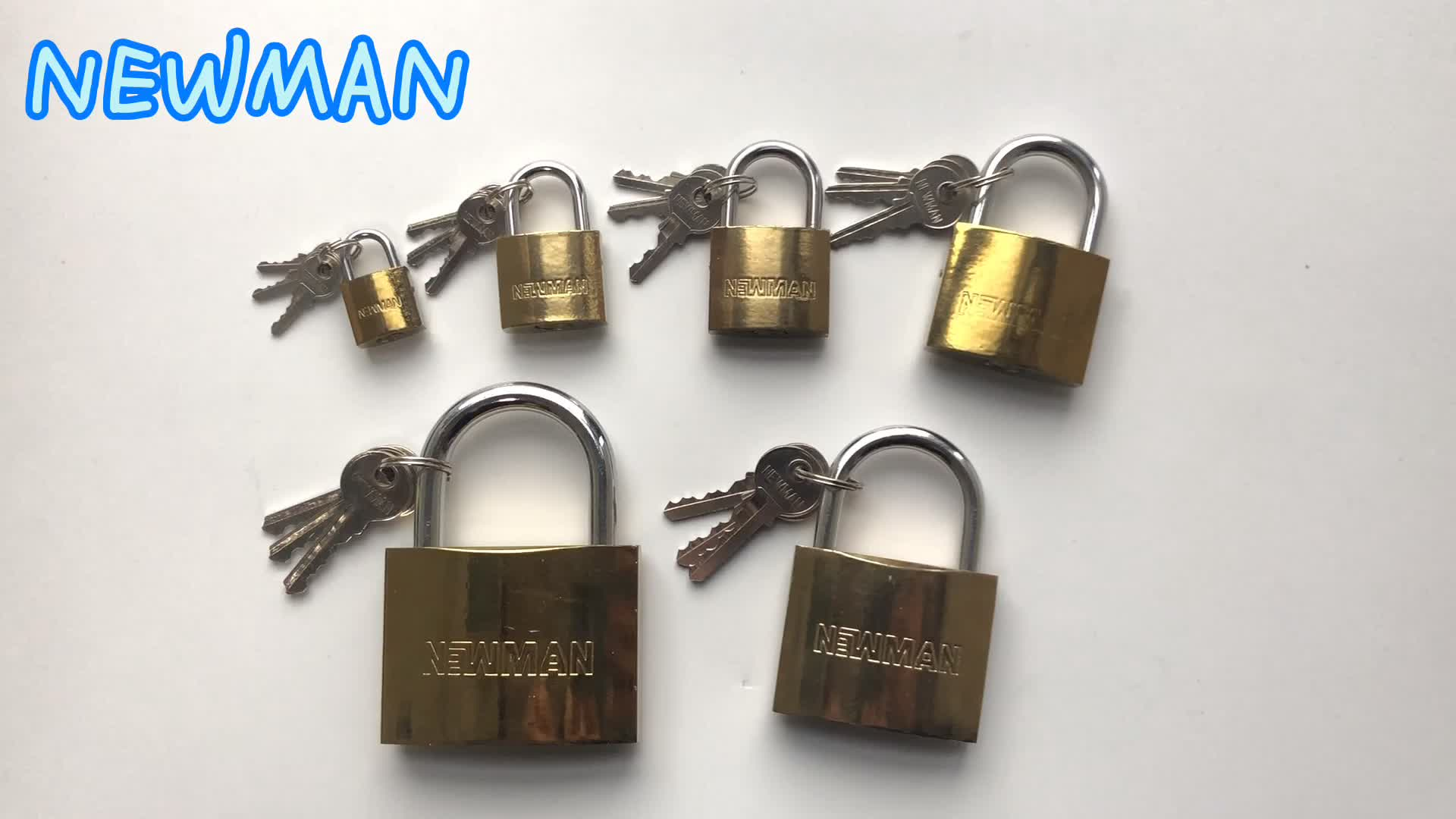 china manufacturer short shackle small size 20mm 25mm 32mm 38mm 50mm 63 75mm titanium plated best custom cute thin iron padlock