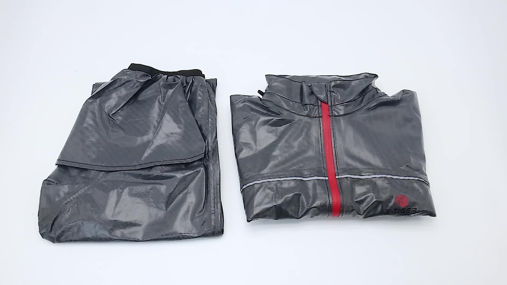 X-TIGERT Pro Radfahren Regenmantel Radfahren Jacke Radfahren Jersey Windcoat MTB Bike Kleidung Regendicht Wasserdichte Fahrrad Kleidung