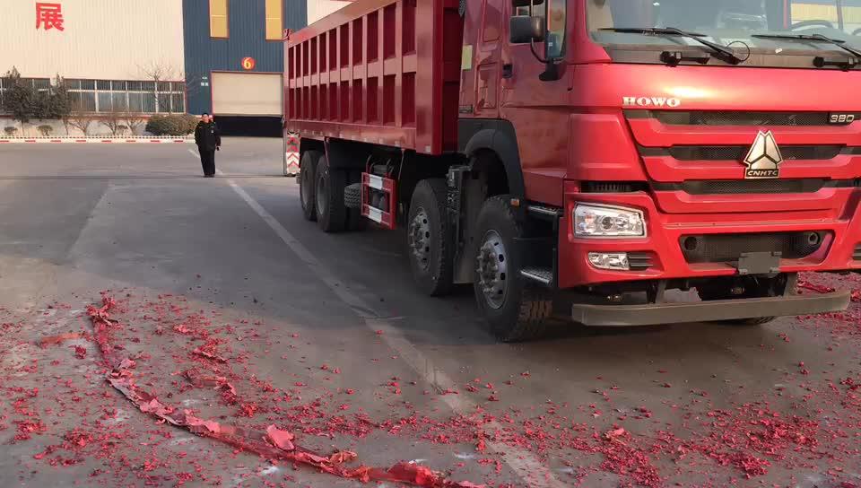 Quốc Gia trung Quốc Nhiệm Vụ Nặng Nề Truck6 * 4 HOWO máy bơm thủy lực cho mini xe tải bán Tại Dubai