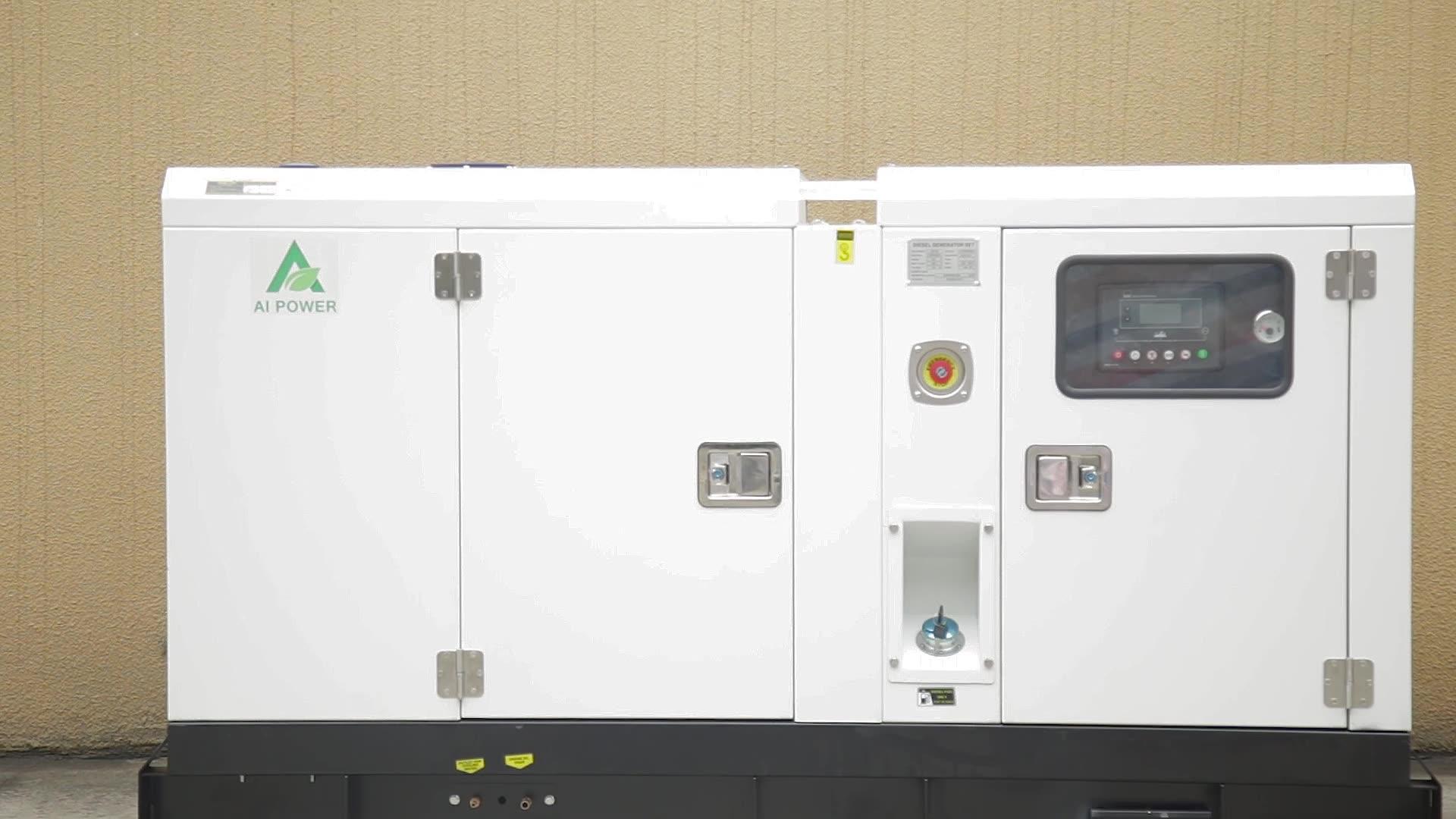 Harga 30kva 40KVA Generator Diesel Harga