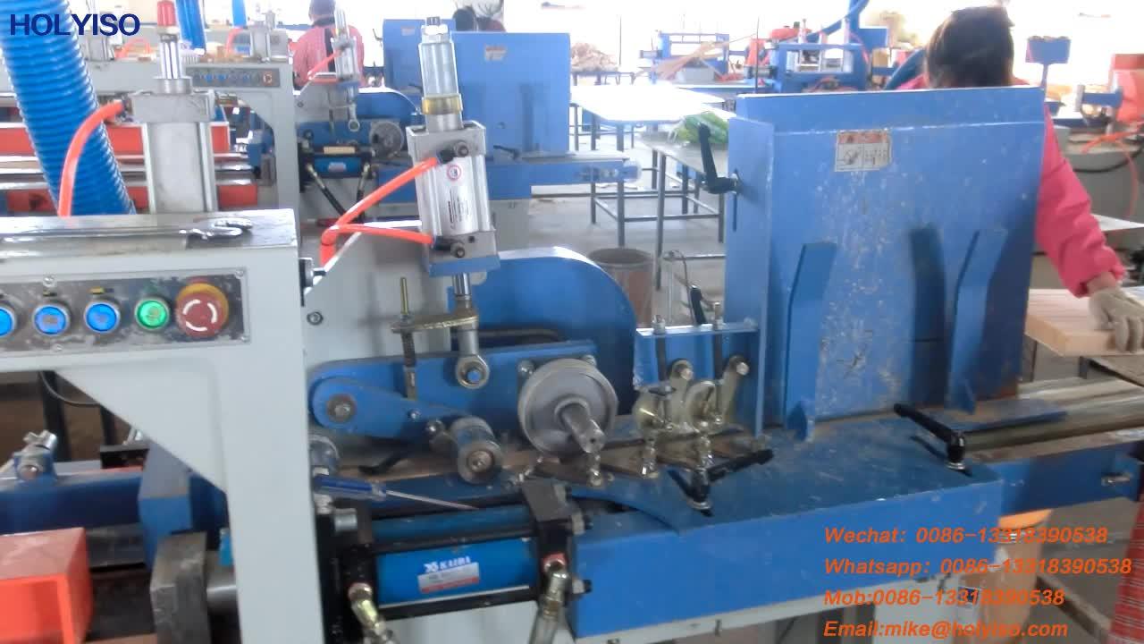 MHB1525 Automatico Finger Joint Assembler per la Lavorazione Del Legno