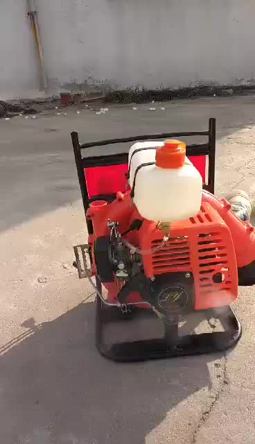High Quality Backpack Petrol small cotton picking machine In Africa