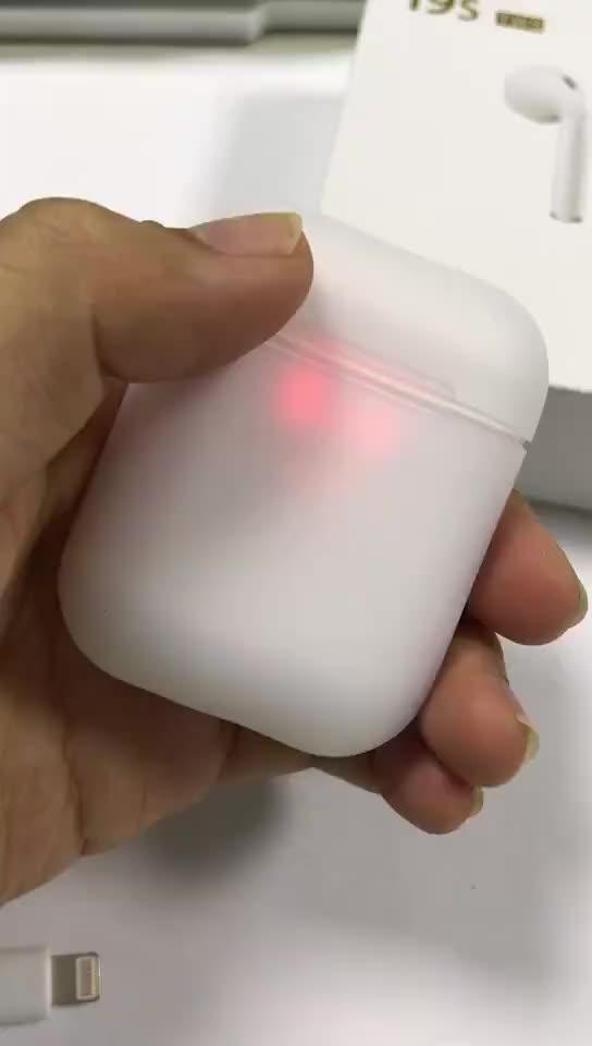 Hàng Mới 2019 Tai Nghe Bluetooth Mini Không Dây Amazon I7s/I9S/I11s/I12s TWS 5.0