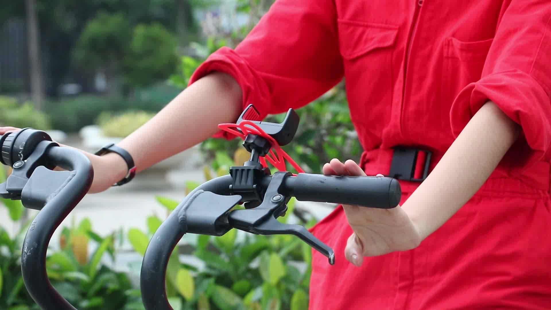 Top Inquires Blank Phone Grips Motorized Mount 360 Phone Holder Bike