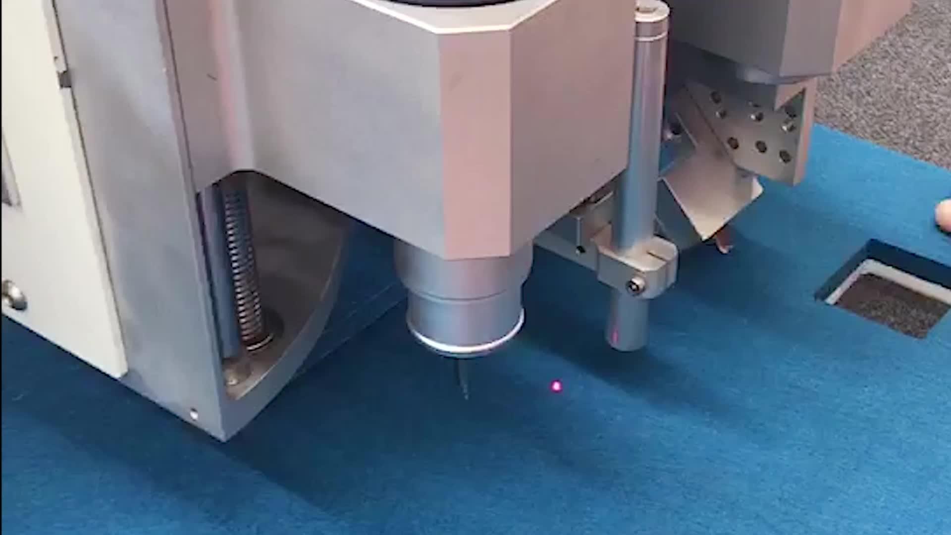 Per il Segno/Grafica/Stampa/Imballaggio digitale a superficie piana cutter