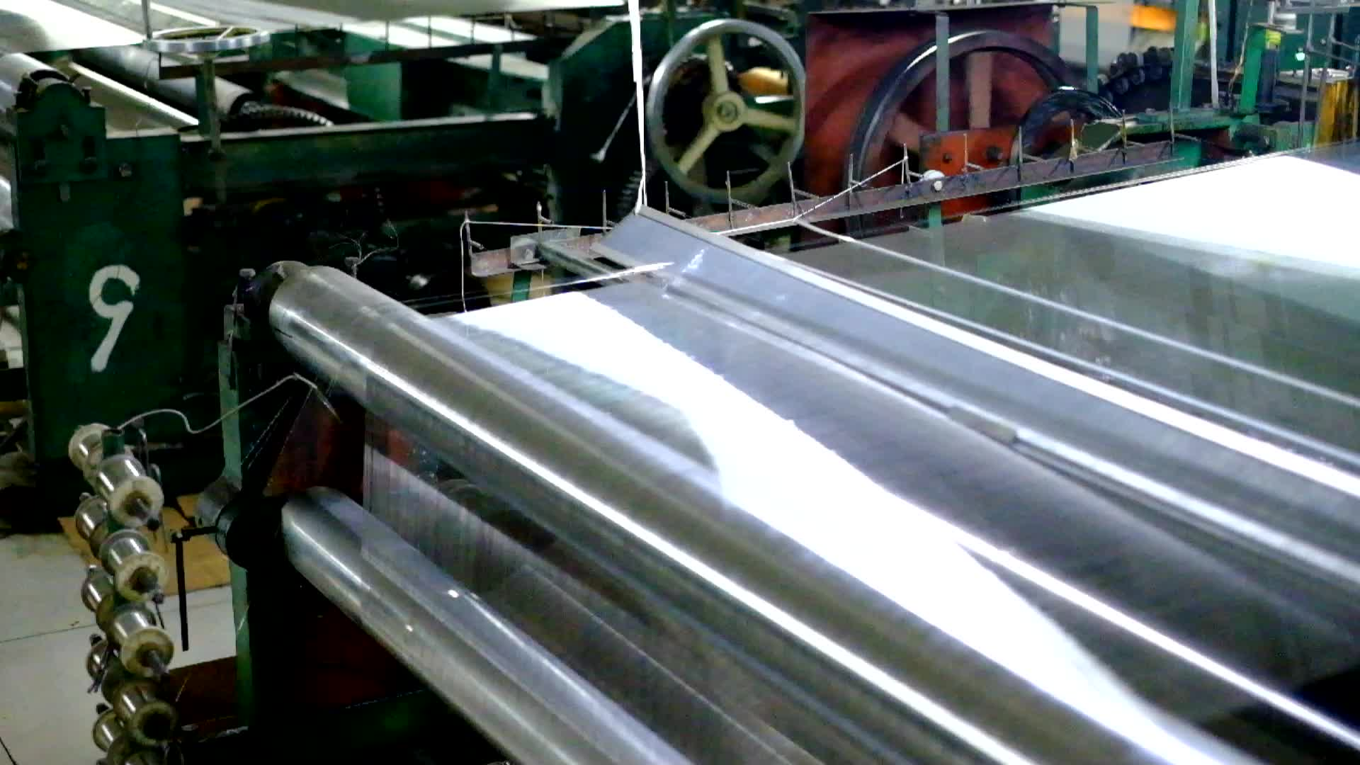 Woven high-filtration precision stainless steel wire mesh