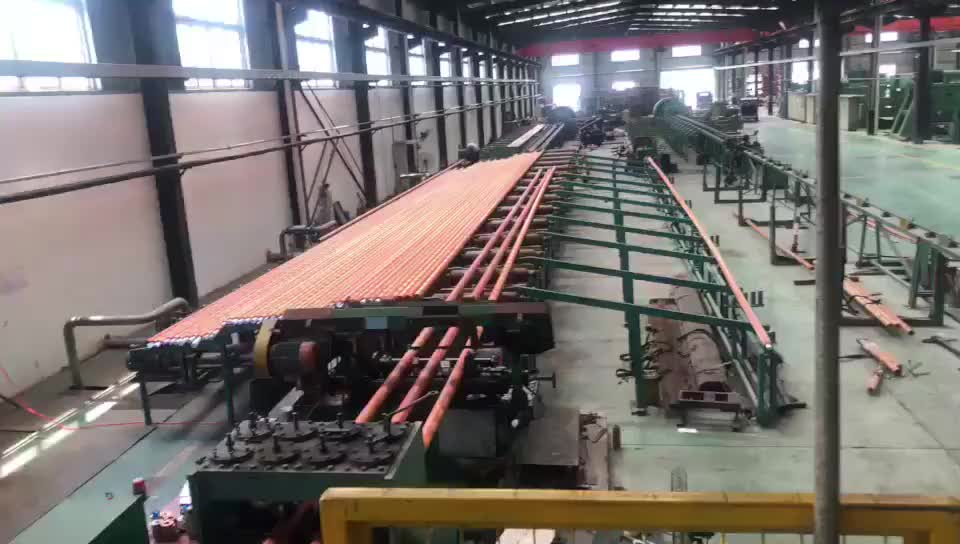 TP2 C12200 copper pipe pure pipe China factory