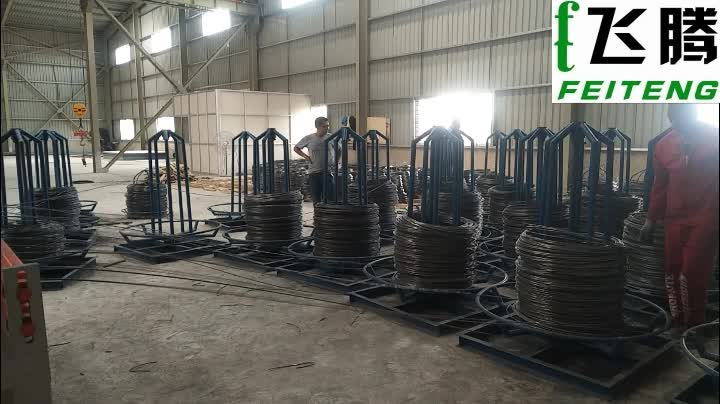 2019 China Concrete Welded Wire Machine