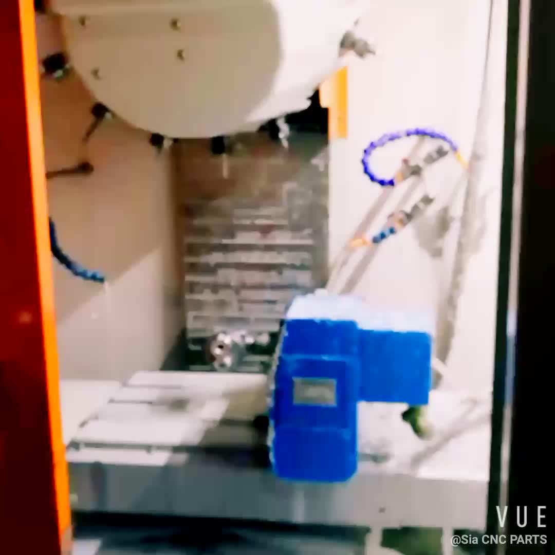 제조자 맞춤 CNC 터닝/밀링 가공 알루미늄 금속 부품 카메라 부품