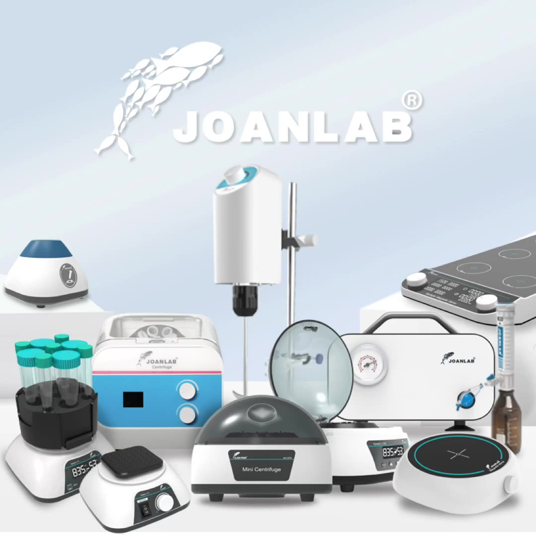 JOAN Lab Low Speed Centrifuge Machine With Large Capacity