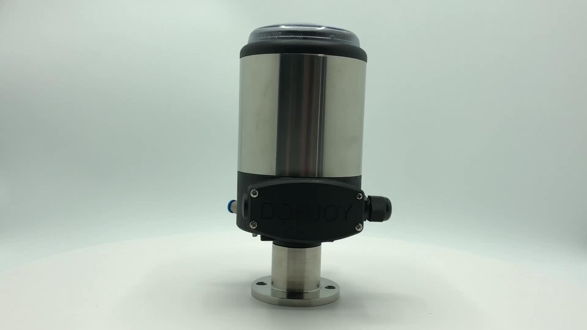DONJOY  New linear valve positioner IL-TOP  valve positioner