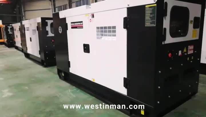 Low Fuel Consumption 50hz 3 Phase Electricity Silent Diesel Generator For  Home Use 10kw 15kw 20kw 30kw - Buy Super Silent,20kw,Home Used Product on