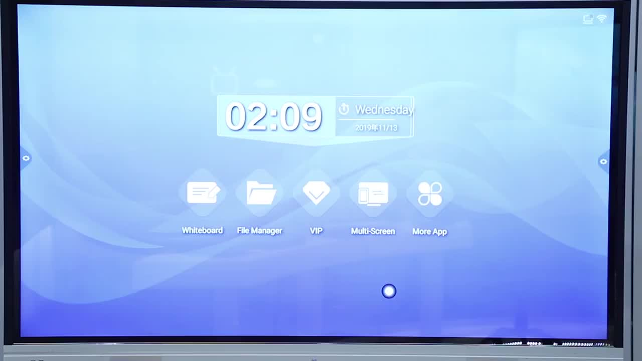 Infrared smart board cheap china interactive whiteboard for schools