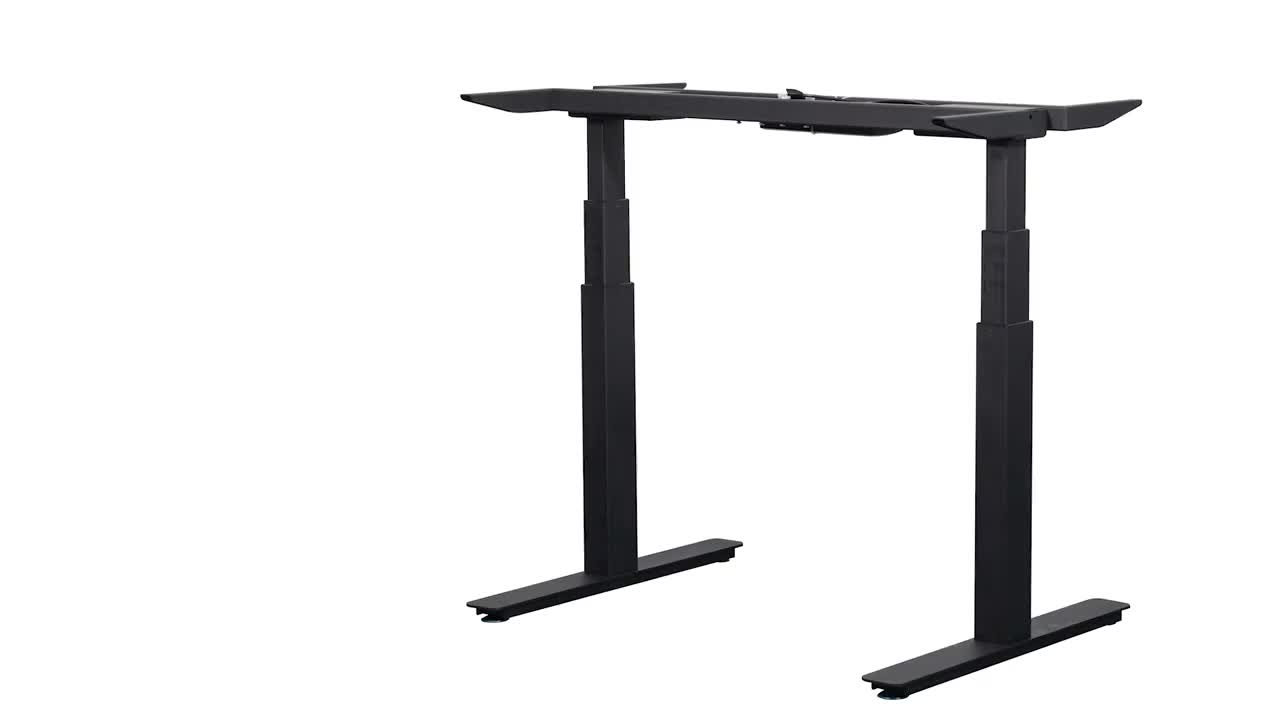 Electric desk height adjustable laptop stand desk table height adjustable standing desk
