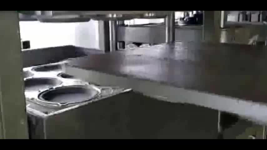 Full automatic paper cup and plate making machine
