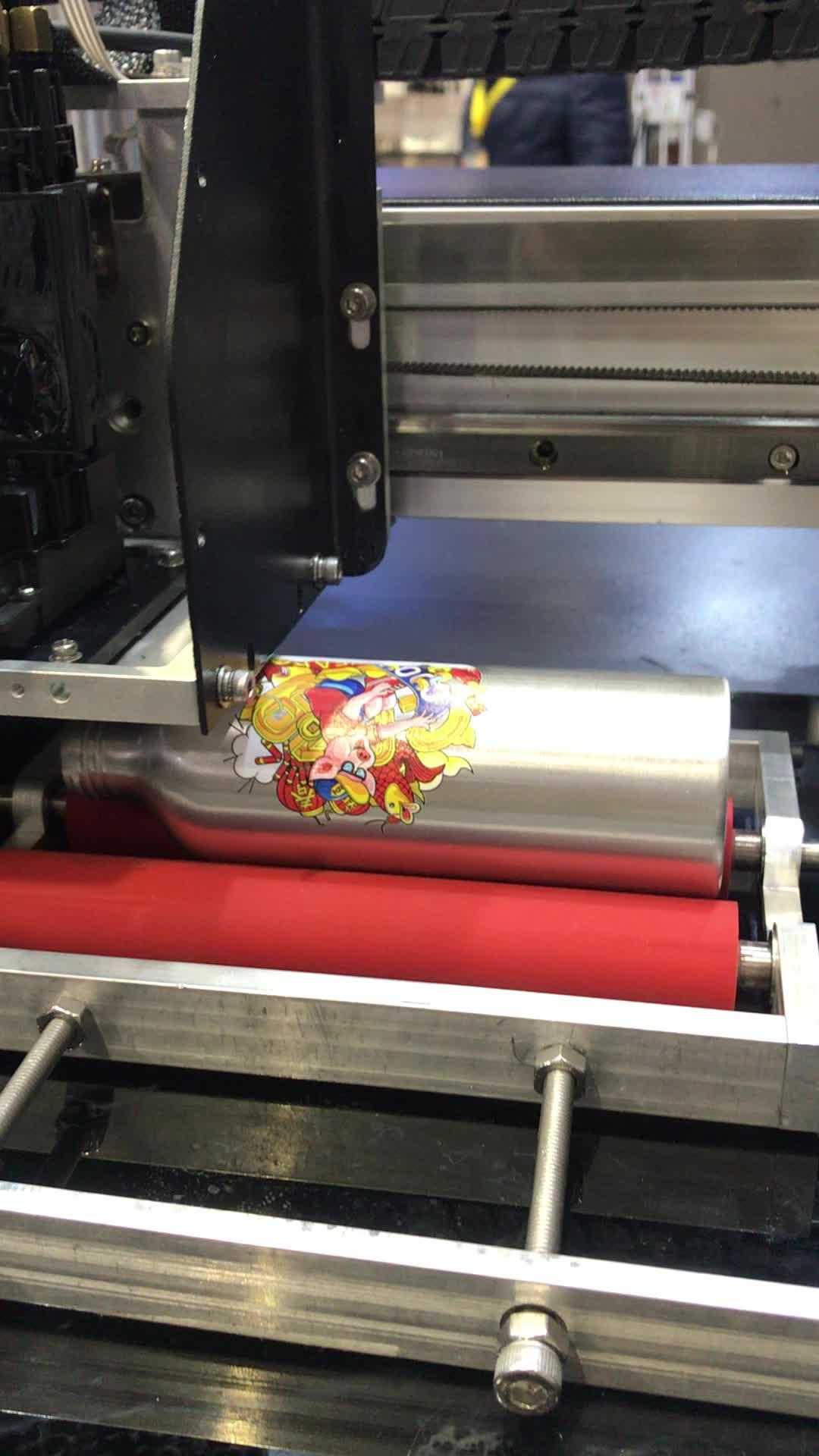 A3 plastic buis printer usb flash drive logo drukmachine