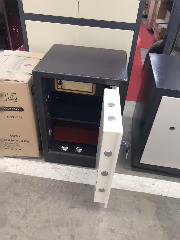 High Fireproof New Design Safe Box Jewelry Storage Box Safety Deposit High-tech Locker