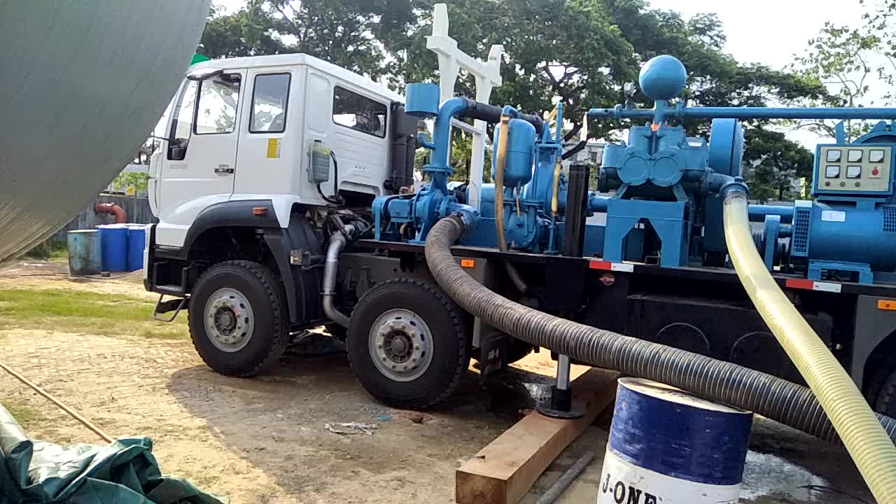 water well drilling rig 600 meters