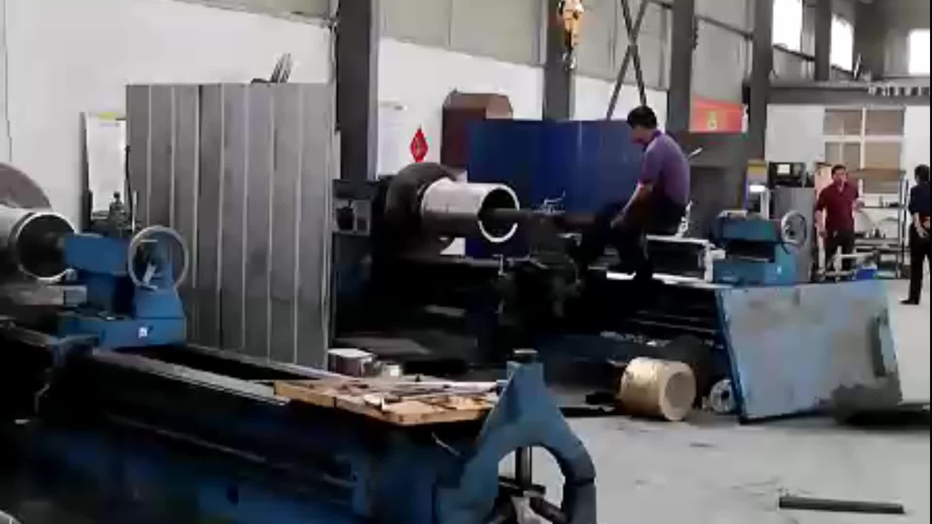 Cilíndrico DU casquillo seco cojinete de brida hidráulica de cojinete de la bomba de la fábrica de China