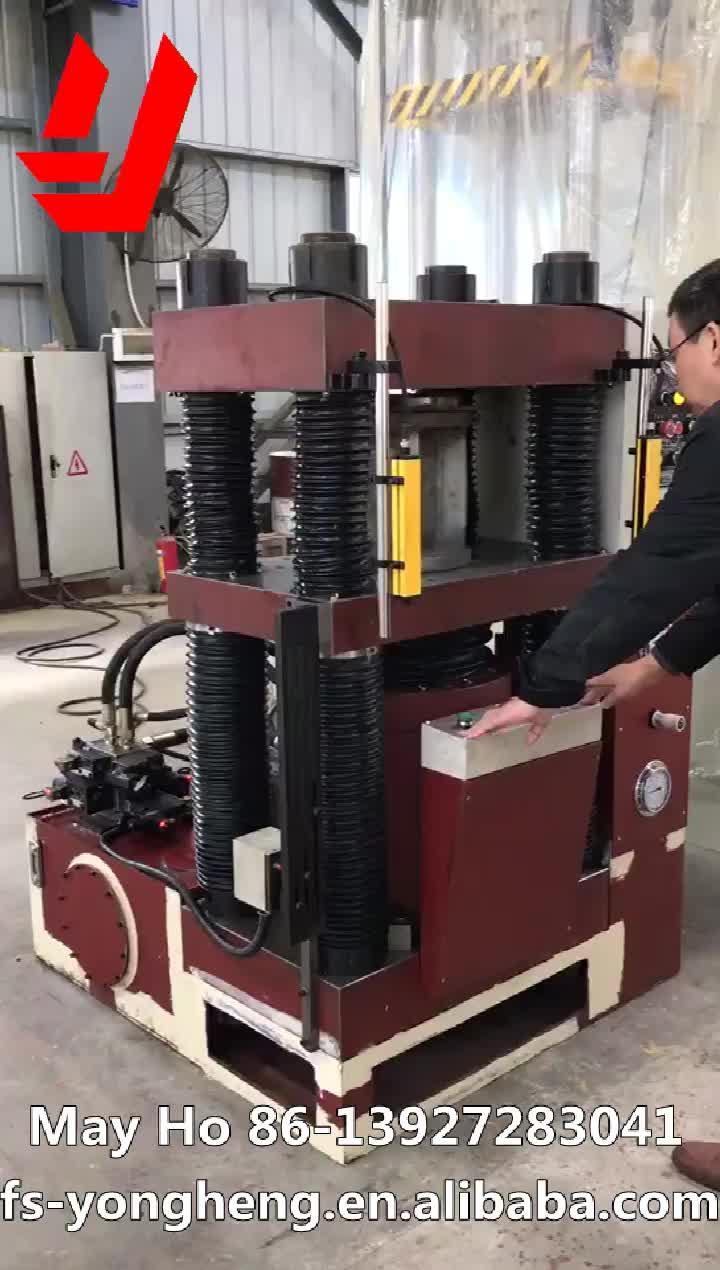 Hot Sale Four Pillars Hydrostatic Press Machine