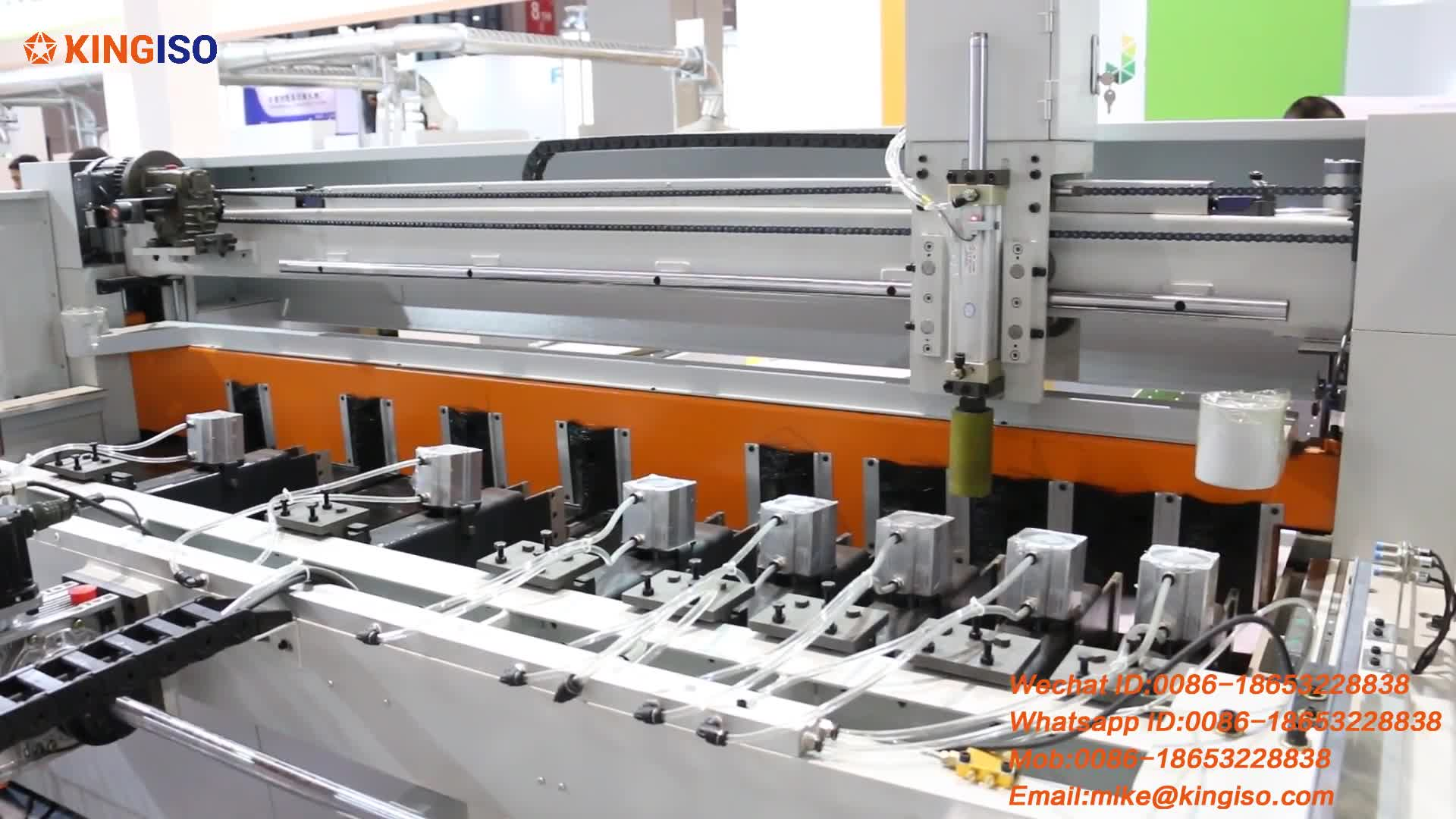 MJK1327F KINGISO Woodworking beam saw automatic computer panel saw for sale