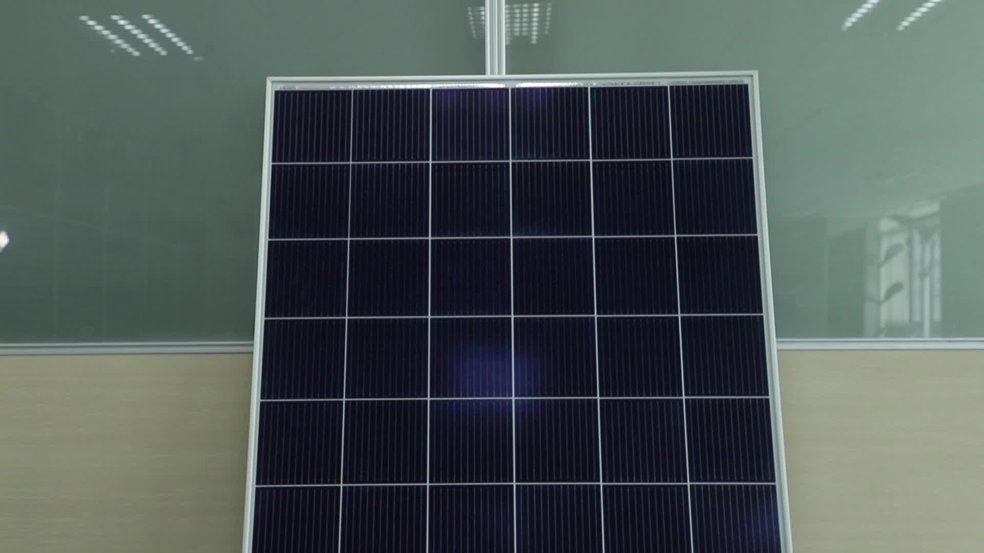 12BB Yingli Jiangxi Fabbrica Vendita Direttamente Poli Cristallino Pannello Solare in Vendita a Caldo