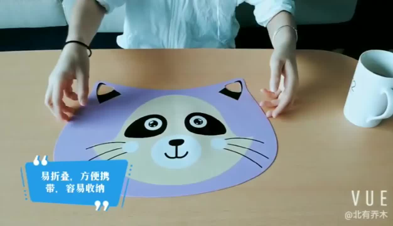 Cartoon Food Grade Silicone Baby Placemat Washrable Mat with Customized Printing for Toddlers