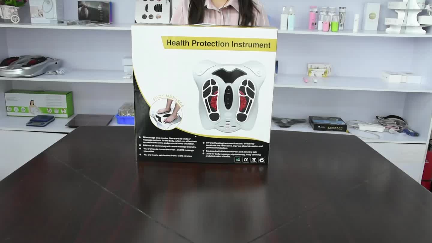 health guard products body relaxing foot massager foot massager machine for old people foot low frequency