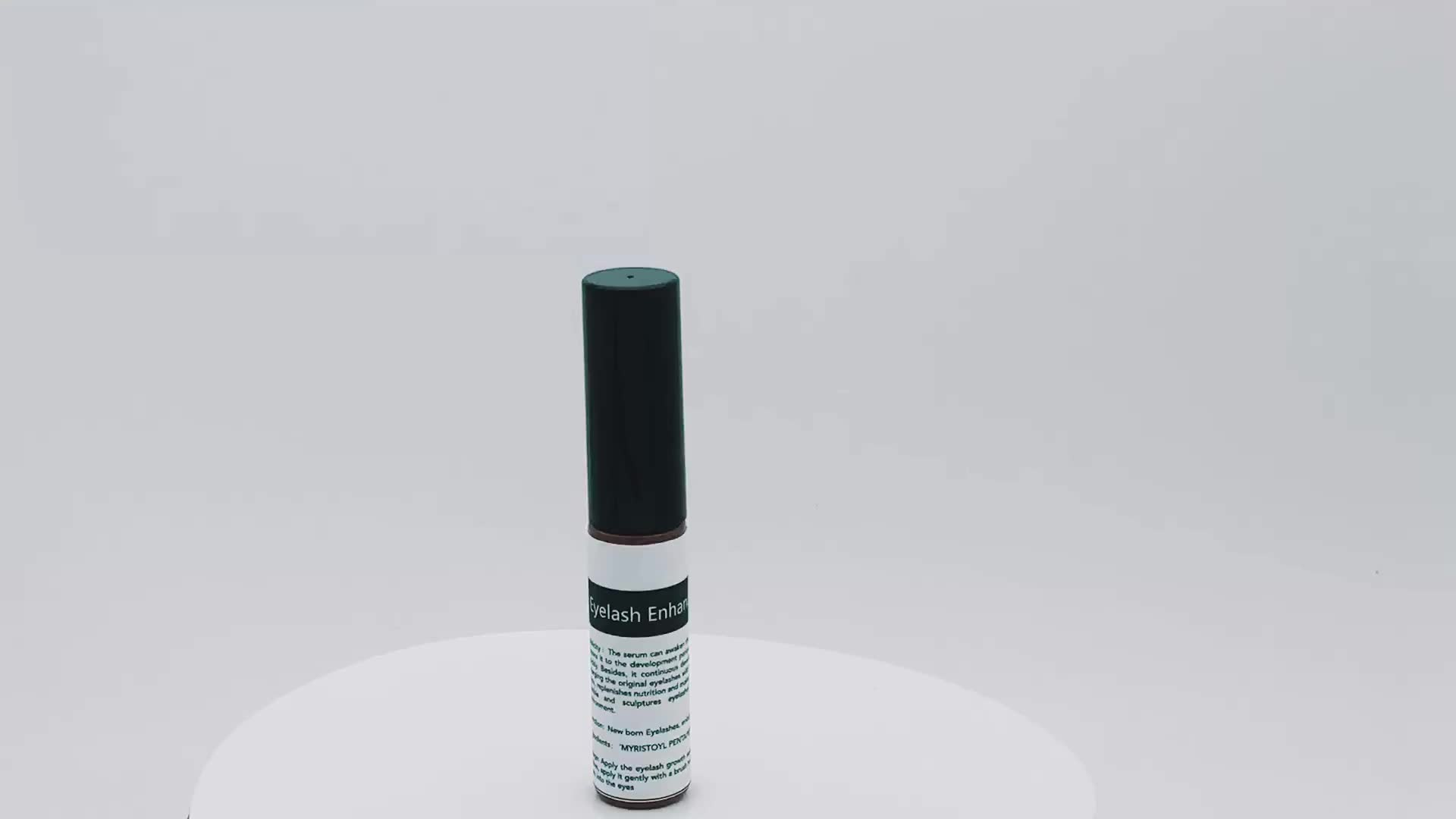 In Stock Natural Eyebrow Eye Lashes Growth Enhancing Eyelash Serum , Eyelash Growth Serum