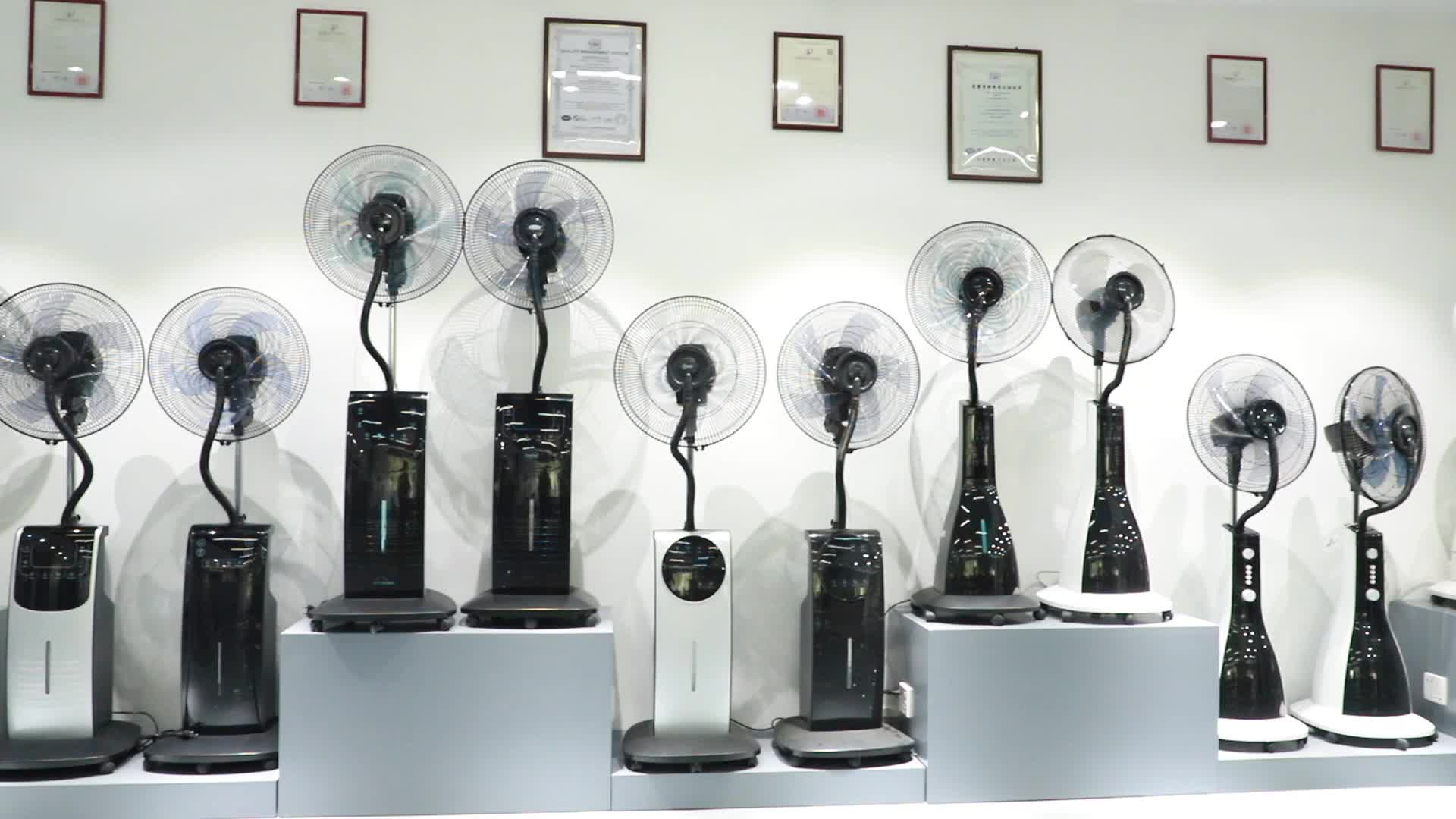 2019 ใหม่รุ่น Mist พัดลม ventilador de humidificacion