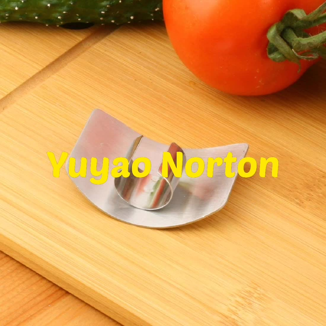 Household Stainless Steel Finger Protector portable Kitchen tools NEW TV products in 2019