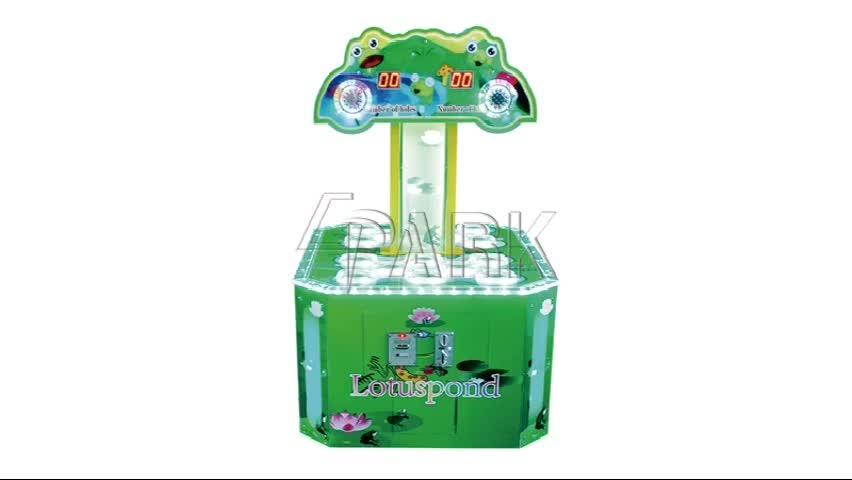 EPARK Crazy hitting hammer kids arcade machine hitting mouse /frog game machine for shopping mall