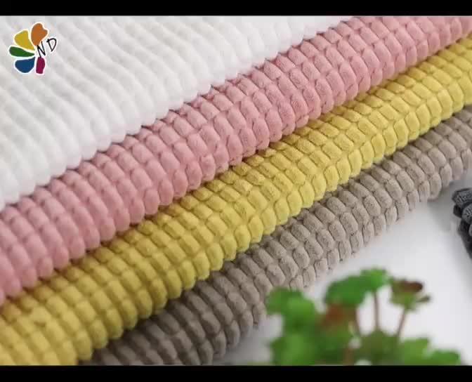 Home Textil Großhandel Lager Cord Sofa Stoff Polster Sofa ...