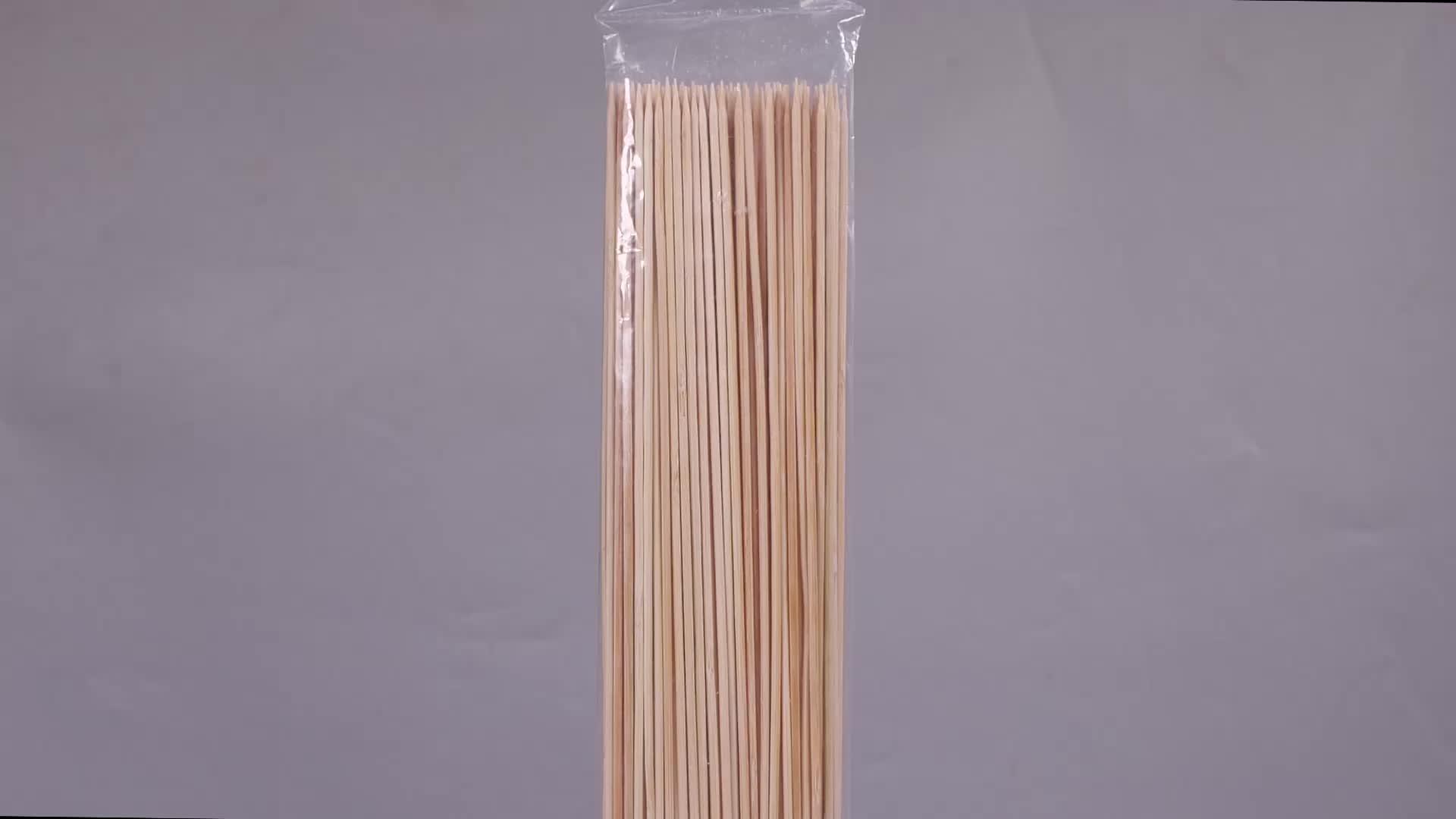 2019 tek kullanımlık FDA sertifikası yüksek kaliteli bambu sopalar