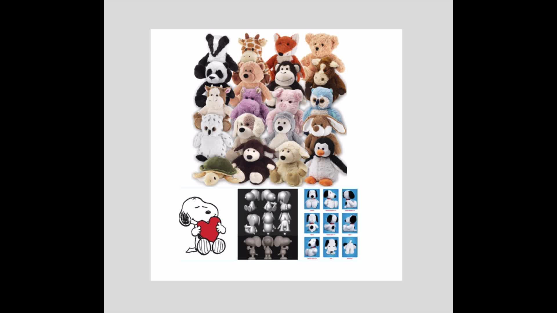 ใหม่มาถึงคุณภาพสูงของเล่นเด็ก 2019 ยอดนิยมผู้ผลิตนุ่มขนาดเล็กของเล่นตุ๊กตาสัตว์